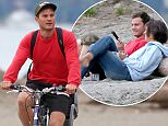 2.June.2016 -  Vancouver, BC - Canada ***AVAILABLE FOR UK AND GERMANY SALE ONLY *** **EXCLUSIVE ALL ROUND PICTURES**  With the kids at home, Jamie Dornan takes his wife Amelia out for dinner in Coal Harbour Quay. The duo cruised along the beach and stopped to watch the Sunset while enjoying some sushi. BYLINE MUST READ: AKM-GSI-XPOSURE ***UK CLIENTS - PICTURES CONTAINING CHILDREN PLEASE PIXELATE FACE PRIOR TO PUBLICATION *** *UK CLIENTS MUST CALL PRIOR TO TV OR ONLINE USAGE PLEASE TELEPHONE 0208 344 2007*