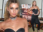 eURN: AD*208401251  Headline: The Daily 2016 Summer Premiere Party - Arrivals Caption: NEW YORK, NY - JUNE 02:  Model Stella Maxwell attends the The Daily's Summer premiere party at the Smyth Hotel on June 2, 2016 in New York City.  (Photo by Ben Gabbe/Getty Images) Photographer: Ben Gabbe  Loaded on 03/06/2016 at 01:00 Copyright: Getty Images North America Provider: Getty Images  Properties: RGB JPEG Image (18512K 2079K 8.9:1) 1997w x 3164h at 96 x 96 dpi  Routing: DM News : GroupFeeds (Comms), GeneralFeed (Miscellaneous) DM Showbiz : SHOWBIZ (Miscellaneous) DM Online : Online Previews (Miscellaneous), CMS Out (Miscellaneous)  Parking: