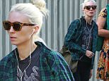 EXCLUSIVE: Rooney Mara shows off her platinum blonde hair and wears Crap Eyewear sunglasses while out and about in New York City.\n\nPictured: Rooney Mara\nRef: SPL1294191  010616   EXCLUSIVE\nPicture by: srpp/ Splash News\n\nSplash News and Pictures\nLos Angeles:\t310-821-2666\nNew York:\t212-619-2666\nLondon:\t870-934-2666\nphotodesk@splashnews.com\n