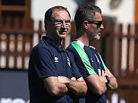 Republic of Ireland manager Martin O'Neill (left) and assistant coach Roy Keane during a training camp at Fota Island Resort, Cork. PRESS ASSOCIATION Photo. Picture date: Wednesday June 1, 2016. See PA story SOCCER Republic. Photo credit should read: Brian Lawless/PA Wire. RESTRICTIONS: Editorial use only, No commercial use without prior permission, please contact PA Images for further information: Tel: +44 (0) 115 8447447.