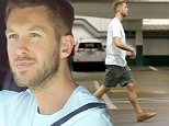 Exclusive... 52080890 Musician Calvin Harris is seen stopping by a medical clinic in Beverly Hills, California on June 3, 2016. Calvin who is seeking follow-up treatment for a car accident he had on May 20th, has just split from his girlfriend Taylor Swift after 15 moths. The couple claim there is no hard feelings and there was no cheating involved. FameFlynet, Inc - Beverly Hills, CA, USA - +1 (310) 505-9876