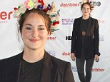 """BEVERLY HILLS, CA - JUNE 03:  Actress Shailene Woodley attends the premiere of HBO's """"How to Let Go of the World: and Love All the Things Climate Can't Change""""' at Ahrya Fine Arts Movie Theater on June 3, 2016 in Beverly Hills, California.  (Photo by Tasia Wells/FilmMagic)"""