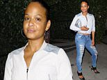 02 June 2016 - West Hollywood, CA   - USA\n**STRICTLY AVAILABLE FOR UK AND GERMANY USE ONLY**\nChristina Milian is seen rocking a no makeup look while partying at hotspot, 1OAK. She was casual in a jacket, ripped jeans, heels, and an iridescent clutch. \nBYLINE MUST READ : AKM-GSI-XPOSURE\n***UK CLIENTS - PICTURES CONTAINING CHILDREN PLEASE PIXELATE FACE PRIOR TO PUBLICATION ***\n*UK CLIENTS MUST CALL PRIOR TO TV OR ONLINE USAGE PLEASE TELEPHONE 0208 344 2007*\n