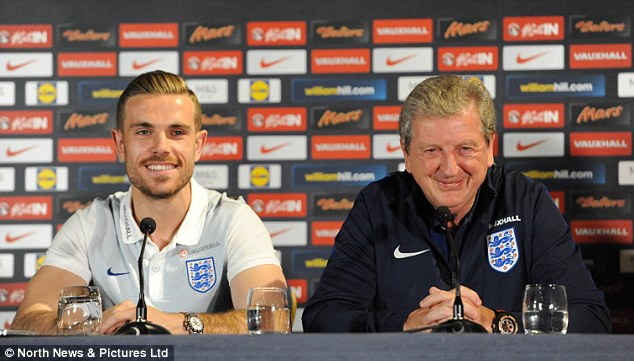 But correctly forecasting every result - including the fate of England under Roy Hodgson, right, and Jordan Henderson, left - is said to require overcoming galactic odds
