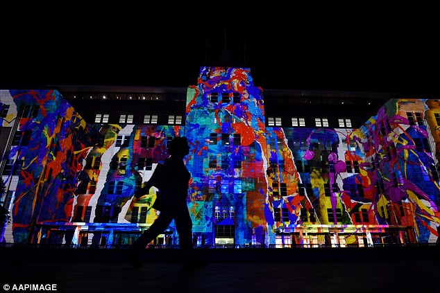 Vivid Sydney 2016 will span 23 days and is set to host 80 light displays across various parts of the city