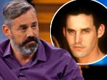 16 September 2015 - Los Angeles - USA\\n\\n**** STRICTLY NOT AVAILABLE FOR USA ***\\n\\nFormer Buffy star Nicholas Brendon walks off Dr Phil show. The actor jumped out of his seat and stormed off after Dr Phil McGraw quizzed him about his drinking problem. Brendon, who has been arrested multiple times in the past 12 months,  started off by telling Dr Phil he wanted to talk about depression. But when Dr Phil asked him if he had been drinking that day, Brendon got annoyed. He said he hadn't and offered to take a breathalyser test on air. But when Dr Phil just carried on and said he could smell alcohol on the star after he spent the night before in a bar, it was too much for Brendon. He walked off set, giving Dr Phil the thumbs up as he left the stage. He went back to his dressing room and changed into a casual top and shorts as his own mother Kathy sat down on stage and admitted her son needed help.\\n\\n\\nXPOSURE PHOTOS DOES NOT CLAIM ANY COPYRIGHT OR LICENSE IN THE ATTACHED MATERIAL.