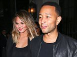 *EXCLUSIVE* Beverly Hills, CA - Chrissy Teigen and John Legend hold hands following a romantic dinner date at Spago restaurant in Beverly Hills. AKM-GSI   June  3, 2016 To License These Photos, Please Contact : Maria Buda (917) 242-1505 mbuda@akmgsi.com sales@akmgsi.com or  Mark Satter (317) 691-9592 msatter@akmgsi.com sales@akmgsi.com