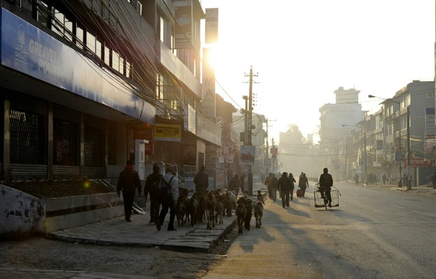In Nepal a new constitution adopted in September meant to cement peace and bolster the nation's transformation to a democratic republic after decades of poli...
