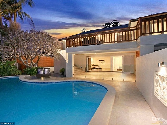 Size matters! Megan Gale has struggled to sell her five-bedroom Palm Beach mansion since she listed the property over 220 days ago, with an agent citing it's size as a reason why buyers have been dissuaded