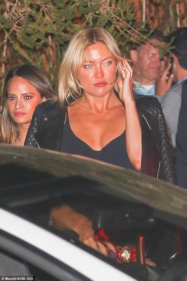 Sizzling! The 37-year-old actress was bound to set pulses racing inside the bash which boasted a host of famous faces, including Orlando Bloom, Lionel Richie and Kaia Gerber