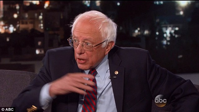 Sanders' decision to talk up a debate with Trump irritating some Democrats in Congress