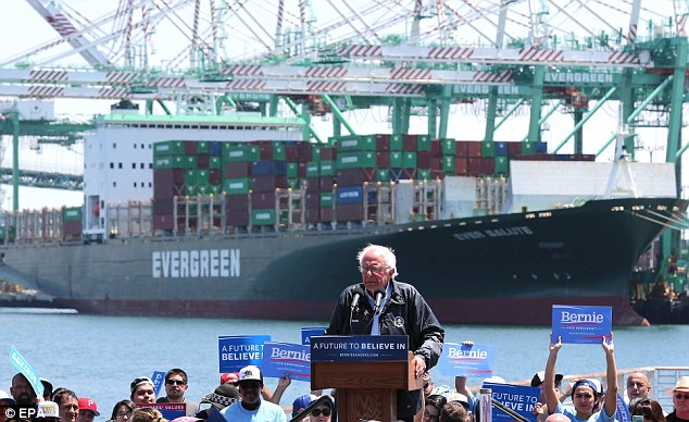 This ship has sailed: Despite two days of hype, claimed interest by TV networks, and charity offers of at least $1 million, the highly anticipated Trump-Sanders debate looks to be off