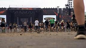 Рок-фестиваль в Германии закончился раньше из-за дождей