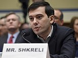 FILE- In this Feb. 4, 2016 file photo, pharmaceutical chief Martin Shkreli speaks on Capitol Hill in Washington, during the House Committee on Oversight and Reform Committee hearing on his former company's decision to raise the price of a lifesaving medicine. On Friday, June 3, 2016, federal prosecutors in New York have filed additional criminal charges, saying he and his former attorney Evan Greebel schemed to defraud potential investors of his former drug company Retrophin Inc. (AP Photo/Susan Walsh, File)