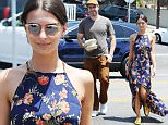 Mandatory Credit: Photo by Startraks Photo/REX/Shutterstock (5705888l)\nEmily Ratajkowski\nEmily Ratajkowski and Jeff Magid out and about, Los Angeles, America - 03 Jun 2016\nEmily Ratajkowski and boyfriend Jeff Magid grab lunch\n