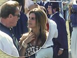 Exclusive... 52081177 The Schwarzenegger family attends Christopher's graduation from Brentwood School on June 3, 2016 in Brentwood, California. Maria and Arnold were together for it, along with their son Patrick along with Patrick's girlfriend Abby Champion. The family made sure to congratulate him, and took photos of the family together.  Also attending the graduation was Rob Lowe, who is a close family friend. Rob might be replacing Michael Strahan on 'Good Morning America'. ***NO WEB USE W/O PRIOR AGREEMENT - CALL FOR PRICING*** FameFlynet, Inc - Beverly Hills, CA, USA - +1 (310) 505-9876