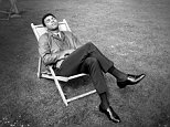 Heavyweight boxer Muhammad Ali of the United States relaxing in a London park the morning after his victory over Henry Cooper, 22nd May 1966. (Photo by Popperfoto/Getty Images)
