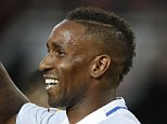 Britain Football Soccer - England XI v Rest of the World XI - Soccer Aid 2016 - Old Trafford - 5/6/16  England XI's Jermain Defoe celebrates scoring their third goal  Reuters / Phil Noble  Livepic  EDITORIAL USE ONLY.