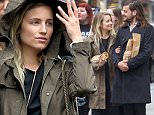 Actress Dianna Agron and boyfriend Winston Marshall stock up on wine for the weekend in Chinatown in New York City on June 3, 2016.\n\nPictured: Dianna Agron,Winston Marshall\nRef: SPL1295132  030616  \nPicture by: Christopher Peterson/Splash News\n\nSplash News and Pictures\nLos Angeles: 310-821-2666\nNew York: 212-619-2666\nLondon: 870-934-2666\nphotodesk@splashnews.com\n