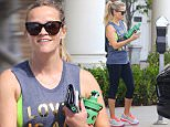 """Brentwood, CA - Reese Witherspoon heads for a workout wearing a tank that reads """"Love is all we need."""" The 40-year-old actress starts her weekend right with a dance class in her neighborhood.\n  \nAKM-GSI       June 4, 2016\nTo License These Photos, Please Contact :\nMaria Buda\n(917) 242-1505\nmbuda@akmgsi.com\nsales@akmgsi.com\nMark Satter\n(317) 691-9592\nmsatter@akmgsi.com\nsales@akmgsi.com"""
