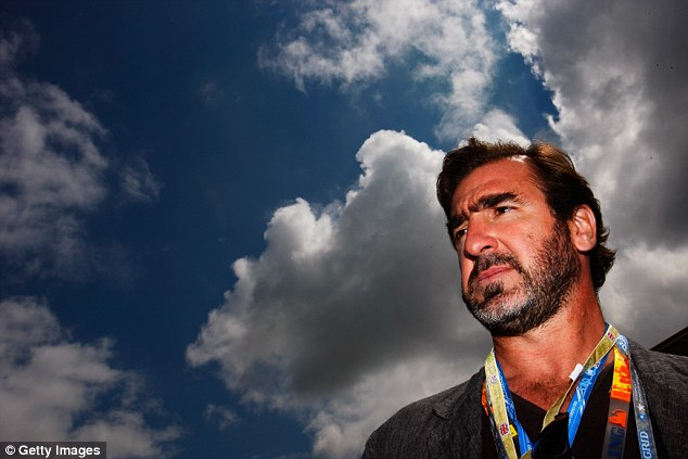 Cantona believes he was advocating some blue-sky economic thinking back in 2010