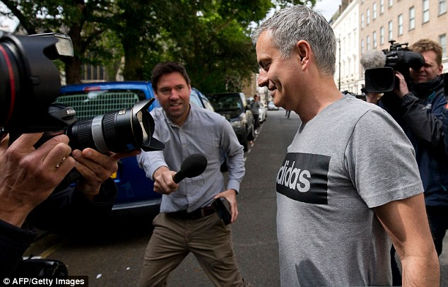 Mourinho will start work immediately as he looks to secure the transfer targets he has identified