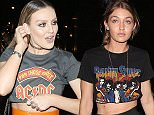 4.June.2016 - LONDON - UK\n**EXCLUSIVE ALL ROUND PICTURES**\nPerrie Edwards pictured on a night out at Steam and Rye where she enjoyed dinner from their American-style menu and Ciroc cocktails. \nWearing an ACDC shirt and orange PVC skirt the Little Mix singer  then went on to party the night away at Bonbonniere club in Marble Arch¿?¬¢?¿?¬®\nBYLINE MUST READ : XPOSUREPHOTOS.COM\n***UK CLIENTS - PICTURES CONTAINING CHILDREN PLEASE PIXELATE FACE PRIOR TO PUBLICATION ***\n**UK CLIENTS MUST CALL PRIOR TO TV OR ONLINE USAGE PLEASE TELEPHONE  44 208 344 2007 ***