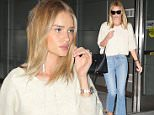 Rosie Huntington-Whiteley out and about in NYC\n\nPictured: Rosie Huntington-Whiteley\nRef: SPL1296240  050616  \nPicture by: TonyHoe/Splash News\n\nSplash News and Pictures\nLos Angeles: 310-821-2666\nNew York: 212-619-2666\nLondon: 870-934-2666\nphotodesk@splashnews.com\n