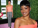 Mandatory Credit: Photo by Startraks Photo/REX/Shutterstock (5706022j)\nKeke Palmer\n8th Annual Women of Excellence Luncheon Fundraiser For LadyLike Foundation, Los Angeles, America - 04 Jun 2016\n8th Annual Women If Excellence Luncheon Fundraiser For LadyLike Foundation\n