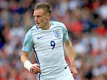 File Photo: Arsenal believed to be interested in signing Jamie Vardy Jamie Vardy, England.  ... England v Turkey - International Friendly - Etihad Stadium ... 22-05-2016 ... Manchester ... United Kingdom ... Photo credit should read: Nick Potts/EMPICS Sport. Unique Reference No. 26425861 ...