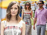 Rose Byrne spotted holding hands with Bobby Cannavale while attending The Ninth Annual Veuve Clicquot Polo Classic at Liberty State Park, NJ on June 4, 2016.\n\nPictured: Rose Byrne and Bobby Cannavale\nRef: SPL1295960  040616  \nPicture by: J. Webber / Splash News\n\nSplash News and Pictures\nLos Angeles: 310-821-2666\nNew York: 212-619-2666\nLondon: 870-934-2666\nphotodesk@splashnews.com\n