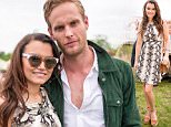 Mandatory Credit: Photo by Nick Harvey/REX/Shutterstock (5706019q)\nSamantha Barks and Jack Fox\nChestertons Polo in the Park, Hurlingham Park, London, Britain - 04 Jun 2016\n