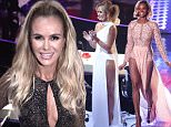 *** MANDATORY BYLINE TO READ: Syco / Thames / Dymond *** Zyrah Rose  Pictured: Amanda Holden Ref: SPL1290204  240516   Picture by: Syco / Thames / Dymond