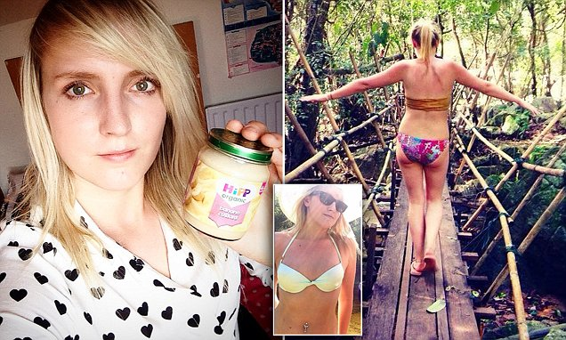 London student eats TEN jars of baby food a day to stay in shape