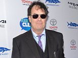 """HOLLYWOOD, CA - APRIL 22:  Actor Dan Aykroyd attends the """"Keep It Clean"""" Comedy Benefit for the Waterkeeper Alliance at Avalon on April 22, 2015 in Hollywood, California.  (Photo by Michael Tullberg/Getty Images)"""