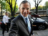 Marc Bolland, the new Chief Executive of Marks and Spencer's, arrives for his first day at the company's headquarters in London, on May 4, 2010.  Bolland, 50, credited with reviving the fortunes of British supermarket chain Morrisons since his appointment there as chief executive in 2006, will replace Briton Stuart Rose. AFP PHOTO/BEN STANSALL (Photo credit should read BEN STANSALL/AFP/Getty Images)(Photo Credit should Read /AFP/Getty Images)