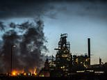 Steam rises from the blast furnaces at the Tata owned steel works on January 15, 2015 in Port Talbot, Wales.  Along with health and education, manufacturing and the economy are to be key issues in the forthcoming election. Tata Steel to cut 750 jobs in Port Talbot and a further 300 jobs across the UK Port Talbot, Wales.   FILE PHOTO: Tata Steel to cut 750 jobs in Port Talbot and a further 300 jobs across the UK PORT TALBOT, WALES - JANUARY 15:  Steam rises from the blast furnaces at the Tata owned steel works on January 15, 2015 in Port Talbot, Wales. Along with health and education, manufacturing and the economy are to be key issues in the forthcoming election.  (Photo by Matt Cardy/Getty Images)