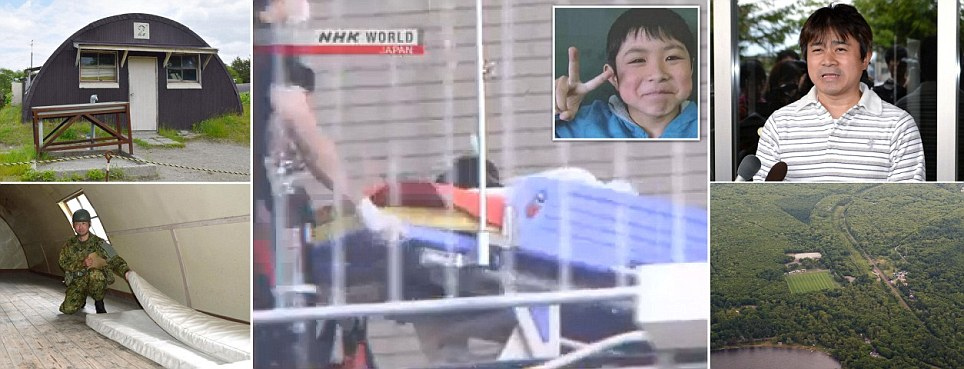 Japanese boy Yamato Tanooka lost in Hokkaido forest for six days found alive