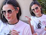 eURN: AD*208654970  Headline: *EXCLUSIVE* Demi Moore enjoys Mexican food with a friend Caption: *EXCLUSIVE* West Hollywood, CA - Actress Demi Moore and a pregnant friend hit Pinches Tacos for lunch. Demi was in a happy mood, flipping through cell phone pictures. She kept it simple with a white graphic tee, jeans and beige flats. AKM-GSI       June 4, 2016 To License These Photos, Please Contact : Maria Buda (917) 242-1505 mbuda@akmgsi.com sales@akmgsi.com or  Mark Satter (317) 691-9592 msatter@akmgsi.com sales@akmgsi.com Photographer: EVGA  Loaded on 05/06/2016 at 20:09 Copyright:  Provider: EVGA/AKM-GSI  Properties: RGB JPEG Image (5164K 1211K 4.3:1) 1626w x 1084h at 300 x 300 dpi  Routing: DM News : GeneralFeed (Miscellaneous) DM Showbiz : SHOWBIZ (Miscellaneous) DM Online : Online Previews (Miscellaneous), CMS Out (Miscellaneous)  Parking: