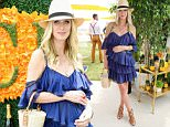 JERSEY CITY, NJ - JUNE 04:  Nicky Hilton Rothschild attends the Ninth Annual Veuve Clicquot Polo Classic at Liberty State Park on June 4, 2016 in Jersey City, New Jersey.  (Photo by Neilson Barnard/Getty Images for Veuve Clicquot)