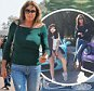 Picture Shows: Kylie Jenner, Caitlyn Jenner  June 03, 2016\n \n Reality stars Caitlyn Jenner and Kylie Jenner are seen spending time together at the Country Martin in Malibu, California. The two hopped into Caitlyn's purple car before heading out.\n \n Non Exclusive\n UK RIGHTS ONLY\n \n Pictures by : FameFlynet UK © 2016\n Tel : +44 (0)20 3551 5049\n Email : info@fameflynet.uk.com