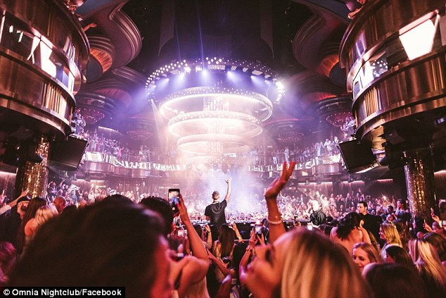 'Las Vegas, how you feeling? I feel good!'Harris - Forbes' top-earning EDM maestro of 2015 - officially made his triumphant return to the decks Friday at the nearby Omnia Nightclub in Caesars Palace