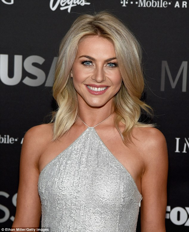 Former DWTS judge: The beautiful bride-to-be also served as 'creative producer' for the scantily-clad ceremony airing Sunday on Fox