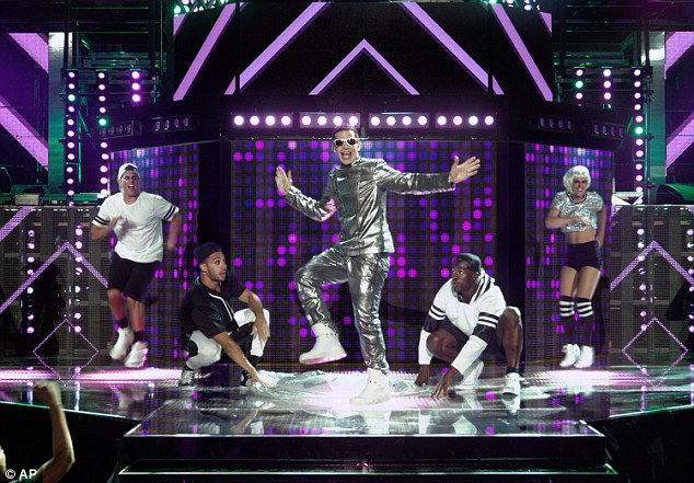 Pop flop: The weekend's other new release, Adam Sandler's music parody Popstar: Never Stop Never Stopping bombed, earning just $4.6 million