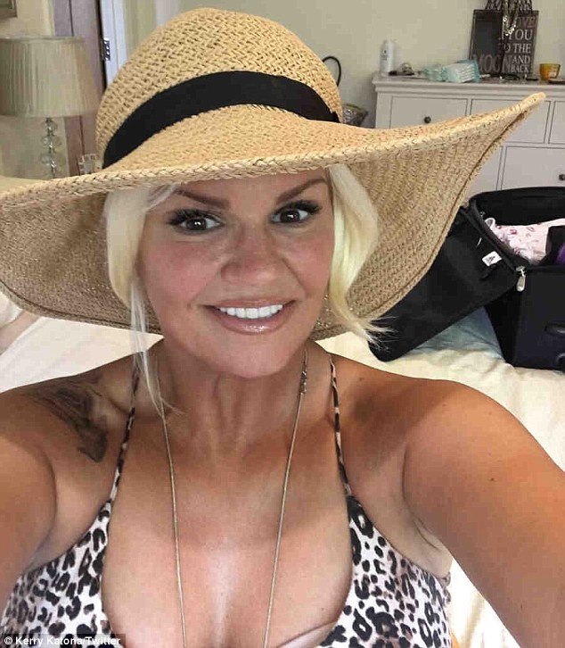 'All set and ready for Dublin woohoo': The star tweeted her excitement earlier on in the day before she set off on her travels
