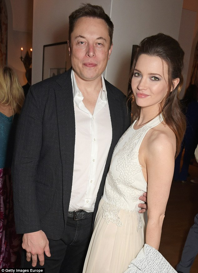 Few were shocked by the news that St Trinian's actress Talulah Riley, 30, was divorcing tech billionaire husband Elon Musk, 44, for the second time. Theirs had always been a fitful relationship