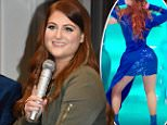 US singer Meghan Trainor all smiles while promoting new album  at Twitter Headquarters in Sydney, Australia.\n\nPictured: Meghan Trainor\nRef: SPL1293872  050616  \nPicture by: Hollywood Treatment/Splash News\n\nSplash News and Pictures\nLos Angeles: 310-821-2666\nNew York: 212-619-2666\nLondon: 870-934-2666\nphotodesk@splashnews.com\n