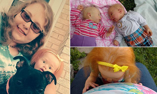 Chicago woman who collects 'reborn' dolls wears a fake bump to mimic pregnancy