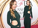 NEW YORK, NY - JUNE 06:  Olivia Wilde attends the 2016 CFDA Fashion Awards at the Hammerstein Ballroom on June 6, 2016 in New York City.  (Photo by Kevin Mazur/WireImage)