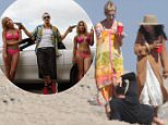 *EXCLUSIVE* Malibu, CA - Vanessa Hudgens, Ashley Benson, Austin Butler, Lauren Scruggs, Jason Kennedy, and other friends are spotted spending their Sunday Funday during a warm day on the shores of Malibu. The group chills by the water and plays on the sand while basking in the warm sun. Vanessa looks boho-chic, as usual in a itty bitty crop top and flowing skirt paired with a wide brimmed hat. Ashley keeps it casual by covering up her body in an oversized towel. Husband and wife duo, Jason Kennedy and Lauren Scruggs walks with Austin Butler and the dogs while chatting it up. Scruggs looks healthy and happy following a terrible accident in 2012 where she had walked into a plane propellor losing her eye and arm. \nAKM-GSI       June 5, 2016\nTo License These Photos, Please Contact :\nMaria Buda\n(917) 242-1505\nmbuda@akmgsi.com\nsales@akmgsi.com\nor \nMark Satter\n(317) 691-9592\nmsatter@akmgsi.com\nsales@akmgsi.com
